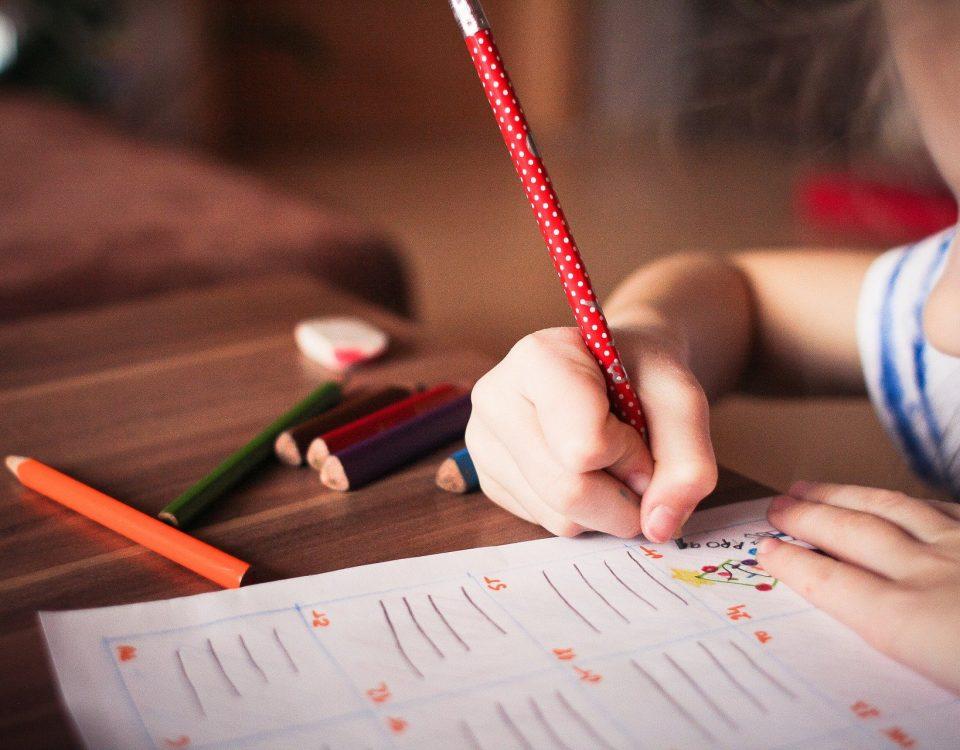 Viele Kinder haben Probleme mit der Konzentration. Foto: Pixabay